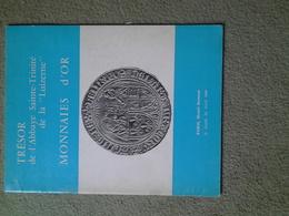 Lot De 2 Catalogues Vinchon Monnaies D'or Du Trésor De L'abbaye De La Luizerne Et De L'abbé Philippe De St Pierre - Books & Software