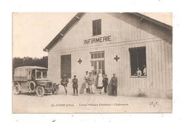Avord- Centre Militaire D'Aviation-L'Infirmerie -(C.4820) - Avord