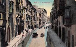 MALTA -  ST. LEVANTE - C/E - F/P - V - S/B - Malta