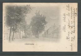 Cpa  Ginderbuiten Moll 1901 - Mol
