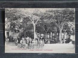 Z23 - 11 - Argeliers - La Promenade - Phototypie Prunot - 1921 - France