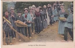 F01-002 Cortège De Noce Bressanne - Noces