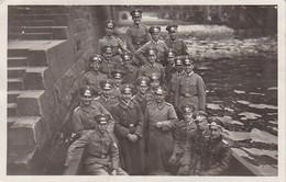 AK Foto Deutsche Soldaten - Hamburg - 1925 (34775) - Guerre 1914-18