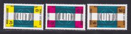 KHMERE N°  304 à 306 ** MNH Neufs Sans Charnière, TB (D7298) Journée Des Télécommunications, U.I.T. - Kampuchea