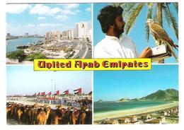 United Arab Emirates - Nice Shell Stamps - Ver. Arab. Emirate