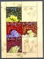 H33- Romania 2005. Plants. Fruits. - Food