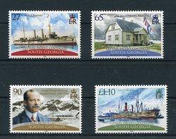 """Südgeorgien - Mi.Nr. 458 / 461 - """"100 Jahre Letters Patent"""" ** / MNH - Südgeorgien"""