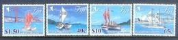 H50- Fiji Ocean Voyaging. Ship. Bridge. - Ships