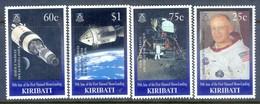 H58- Kiribati 1999. 30th Anniversary Of 1st Moon Landing. - Space