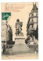 Edition Du Béziers Poétique Et Pittoresque - Statue Paul Riquet - 64 - Beziers