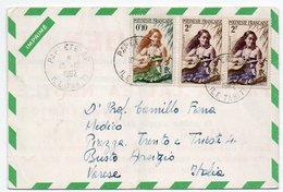 COVER DEAR DOCTOR TYPE PUBL. NESTOGEN / NESTLE'- POLYNESIE FRANCAISE - 1962 - Polinesia Francese