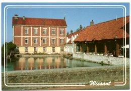 Wissant - Le Moulin Le Musée Et L'Hôtel De La Plage - Wissant