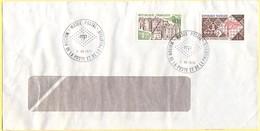 FRANCIA - France - 1974 - 0,65 Salers + 1,00 XXIes Jeux Olympiques échiquéens - Cachet Special Musée Postal - Viaggiata - Cartas