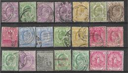 _3Rv-392: Restje Van 21 Zegels....  Om Verder Uit Re Zoeken.. - South Africa (...-1961)