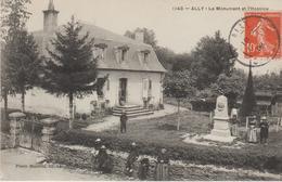 Ally- Le Monument Et L'hospice - France