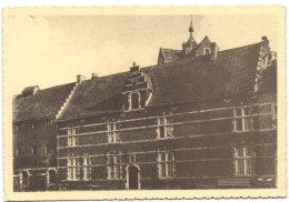 Rotselaar - Achterzijde Van Het Herenhuis Van Eynatten 1631 (foto 1948) - Rotselaar
