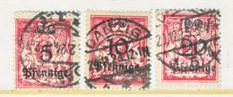DANZIG  156-8    (o) - Danzig