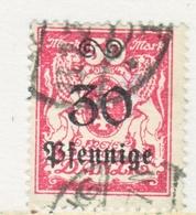 DANZIG  160    (o) - Danzig