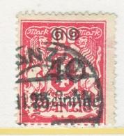 DANZIG  161    (o) - Danzig