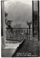 Panorama Da Una Camera Dell' Hotel Ideal - Limone Sul Garda - Brescia