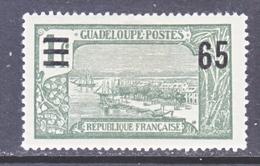 GUADELOUPE  87  * - Guadeloupe (1884-1947)