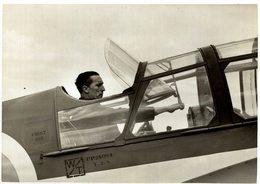 MILES MASTER   16,5* 12 CM Aviation, AIRPLAIN, AVION AIRCRAFT - Aviación