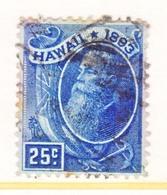 HAWAII  79   (o) One Short Perf - Hawaii