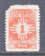 U.S.  STATE   NEW  MEXICO  ALCOHOLIC  TAX  (o) - United States