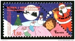 Bosnia And Herzegovina 2016 Mih. 700 New Year MNH ** - Bosnie-Herzegovine