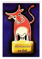 MONSAVON AU LAIT > Dessin De SAVIGNAC - TRES BON ETAT - Publicité