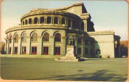 Armenia - ARMEN TEL, AM-AMT-0007, Opera Theatre, 100U, Used - Armenia