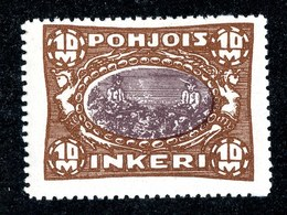 W6573  Nordingermanland 1919  Mi. #14* Fake-Faux Offers Welcome - 1919 Occupation: Finland