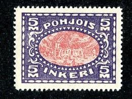 W6575  Nordingermanland 1919  Scott #13* Genuine- Offers Welcome - 1919 Occupation Finlandaise