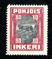W6578  Nordingermanland 1919  Scott #11* Genuine- Offers Welcome - 1919 Occupation Finlandaise