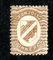 W6586  Nordingermanland 1919  Scott #3* - Offers Welcome - 1919 Occupation Finlandaise