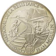 France, Medal, 1939-1945, Conseil National De La Résistance, Jean Moulin - France