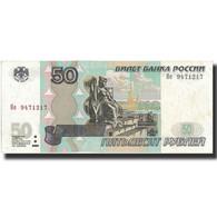 Russie, 50 Rubles, 1997, 1997, KM:269a, TTB - Russia