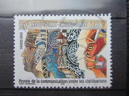 VEND BEAU TIMBRE DE NOUVELLE-CALEDONIE N° 848 , XX !!! - Nueva Caledonia