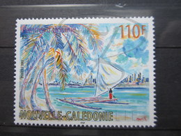 VEND BEAU TIMBRE DE NOUVELLE-CALEDONIE N° 853 , XX !!! - New Caledonia