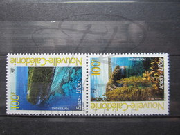 VEND BEAUX TIMBRES DE NOUVELLE-CALEDONIE N° 857 + 858 , XX !!! - New Caledonia