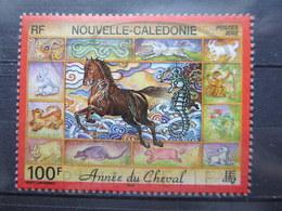 VEND BEAU TIMBRE DE NOUVELLE-CALEDONIE N° 863 , XX !!! - New Caledonia