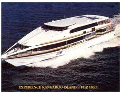 (888) Australia - SA - Kangaroo Island Ferry - Kangaroo Islands
