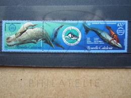 VEND BEAUX TIMBRES DE NOUVELLE-CALEDONIE N° 876 + 877 , XX !!! - Nueva Caledonia
