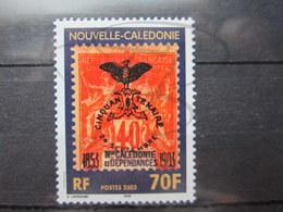 VEND BEAU TIMBRE DE NOUVELLE-CALEDONIE N° 889 , XX !!! - Nuova Caledonia