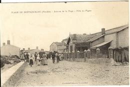 Bretignolles Sur Mers -  Avenue De La Plage Villa Des Vagues     129 - Bretignolles Sur Mer