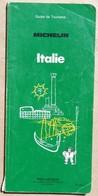 GUide Vert Michelin Italie 1982 - Michelin (guides)