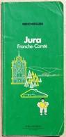 GUide Vert Michelin Jura 1975 - Michelin (guides)