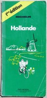 Guide Vert Michelin Hollande 1979 1ère édition - Michelin (guides)