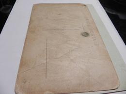 PHOTOGRAPIE CARTE POSTALE ANCIENNE DE TROIS RASETEURS DE VILLENEUVE LES AVIGNONS /GARD - Postales