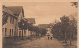 MUNSTERLAGER I.  HANN / NEUE MASSIVBARAKKEN UND HOTEL SANDKRUG - Munster
